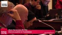 Raadslid verontwaardigd omdat deuren districtshuis Borgerhout open stonden