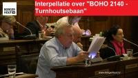 "Interpellatie ""BOHO 2140 Turnhoutsebaan"""