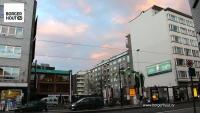 De grote opening in het straatbeeld van de Turnhoutsebaan ter hoogte van het EcoHuis zal binnenkort verdwijnen