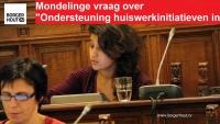 """Mondelinge vraag over: """"Ondersteuning huiswerkinitiatieven Borgerhout"""""""