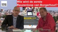 Studiogesprek met Schepen voor Sport Luc Moerkerke