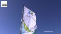 Elk dag wappert om 17u00 de vlag van Ringland in Borgerhout