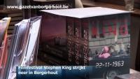 Internationaal Filmfestival Stephen King bijna in Borgerhout