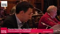 Thomas Heiremans interpelleert over de gemeenschapstuinen in Borgerhout