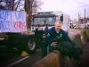 Arrestaties foorkramers aan Noordersingel Stenenbrug Borgerhout