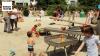 Speelplezier tijdens Bouger Bouger op Krugerplein