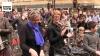 Belgerinkel en applaus tijdens actie op Turnhoutsebaan