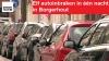 Donderdagnacht werd ingebroken in 11 auto's nabij het Moorkensplein