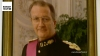 Foto van koning Albert II in het districtshuis van Borgerhout