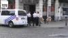 Politieagenten controleren café Integratie op Moorkensplein