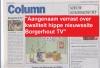 De Streekkrant schrijft lovend over Borgerhout TV